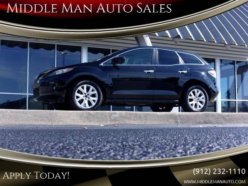 2008 Mazda CX-7 for sale at Middle Man Auto Sales in Savannah GA