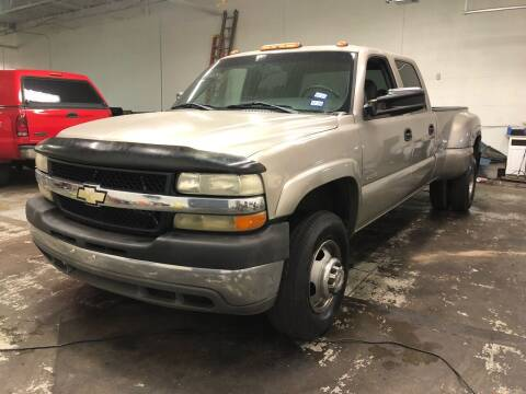 2002 Chevrolet Silverado 3500 for sale at Paley Auto Group in Columbus OH