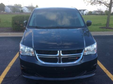 2014 Dodge Grand Caravan for sale at Luxury Cars Xchange in Lockport IL