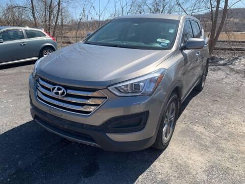 2014 Hyundai Santa Fe Sport for sale at Route 30 Jumbo Lot in Fonda NY