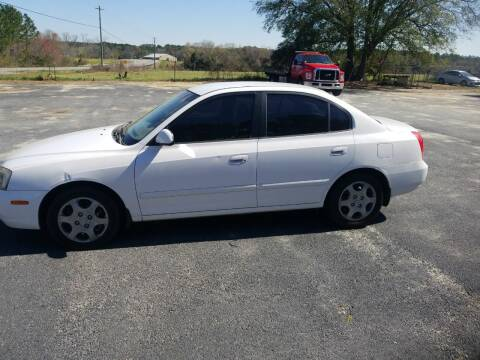2003 Hyundai Elantra for sale at Owens Auto Sales in Norman Park GA