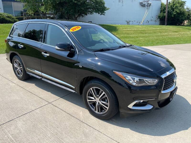 2016 Infiniti QX60 for sale at Best Buy Auto Mart in Lexington KY