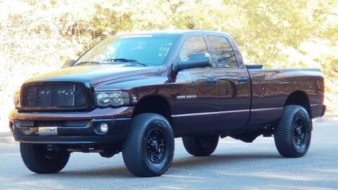 2005 Dodge Ram Pickup 2500 for sale at United Auto Gallery in Suwanee GA