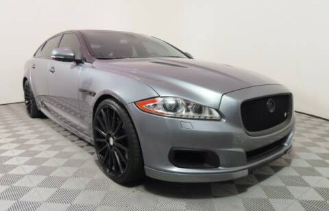 2014 Jaguar XJR for sale at Curry's Cars Powered by Autohouse - Auto House Scottsdale in Scottsdale AZ