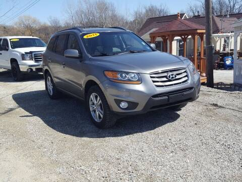 2011 Hyundai Santa Fe for sale at Jack Cooney's Auto Sales in Erie PA