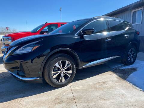 2020 Nissan Murano for sale at FAST LANE AUTOS in Spearfish SD