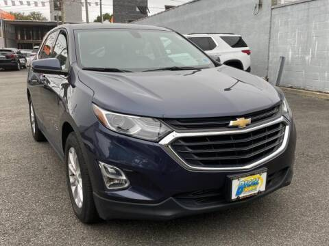 2018 Chevrolet Equinox for sale at BICAL CHEVROLET in Valley Stream NY