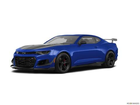2019 Chevrolet Camaro for sale at B & B Auto Sales in Brookings SD
