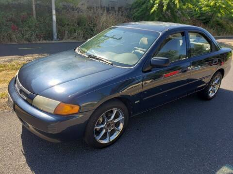 1998 Mazda Protege for sale at KC Cars Inc. in Portland OR