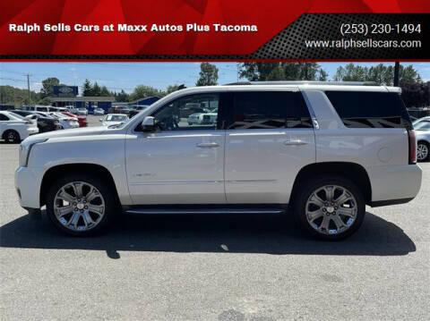 2015 GMC Yukon for sale at Ralph Sells Cars at Maxx Autos Plus Tacoma in Tacoma WA
