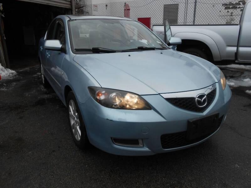 2008 Mazda MAZDA3 for sale at N H AUTO WHOLESALERS in Roslindale MA