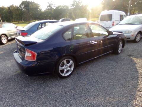 2006 Subaru Legacy for sale at English Autos in Grove City PA
