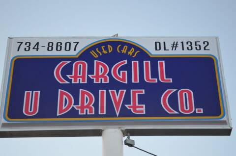 2000 Dodge Dakota for sale at CARGILL U DRIVE USED CARS in Twin Falls ID