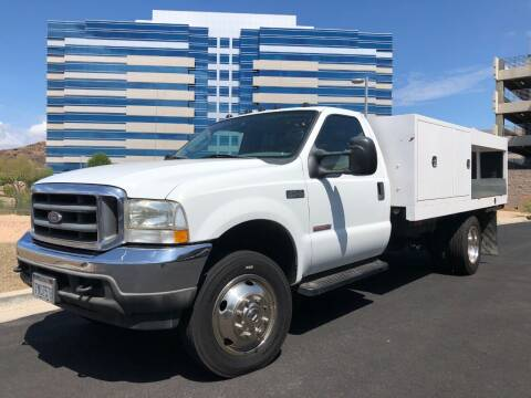 2004 Ford F-450 Super Duty for sale at Day & Night Truck Sales in Tempe AZ