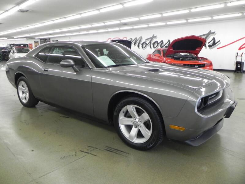 2010 Dodge Challenger for sale at 121 Motorsports in Mount Zion IL