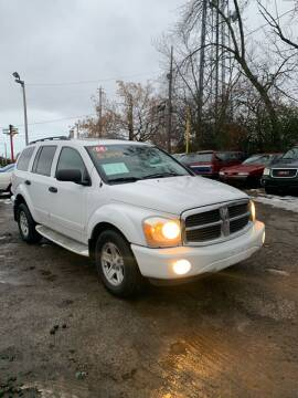 2004 Dodge Durango for sale at Big Bills in Milwaukee WI