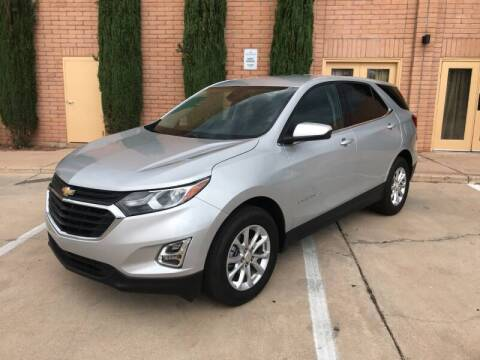 2020 Chevrolet Equinox for sale at Freedom  Automotive in Sierra Vista AZ