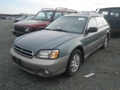 2002 Subaru Outback for sale at Delong Motors in Fredericksburg VA
