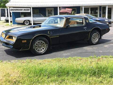 1978 Pontiac Trans Am for sale at AB Classics in Malone NY