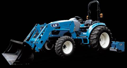 2019 LS Tractor s-   XR4150H-50HP for sale at DirtWorx Equipment - LS Tractors in Woodland WA