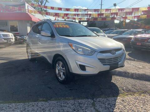 2012 Hyundai Tucson for sale at Metro Auto Exchange 2 in Linden NJ
