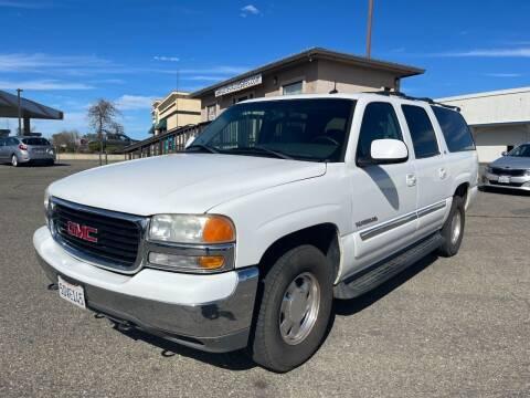 2003 GMC Yukon XL for sale at Deruelle's Auto Sales in Shingle Springs CA