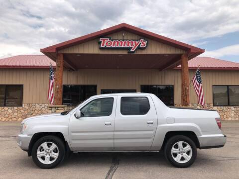 2014 Honda Ridgeline for sale at Tommy's Car Lot in Chadron NE