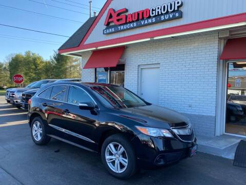 2014 Acura RDX for sale at AG AUTOGROUP in Vineland NJ