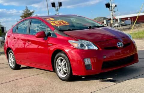 2010 Toyota Prius for sale at SOLOMA AUTO SALES in Grand Island NE