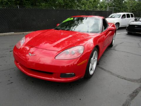 2006 Chevrolet Corvette for sale at LULAY'S CAR CONNECTION in Salem OR
