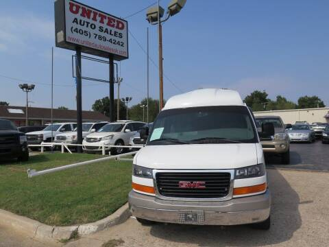 2003 GMC Savana Cargo for sale at United Auto Sales in Oklahoma City OK