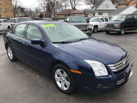 2007 Ford Fusion for sale at Streff Auto Group in Milwaukee WI