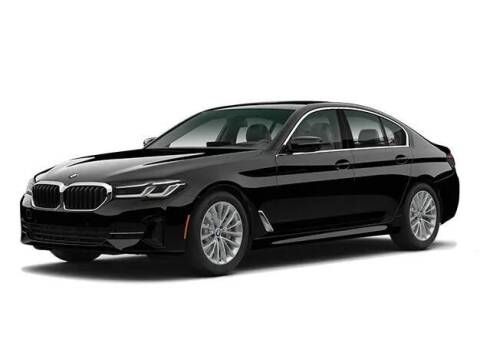 2021 BMW 5 Series for sale at Autohaus Group of St. Louis MO - 3015 South Hanley Road Lot in Saint Louis MO