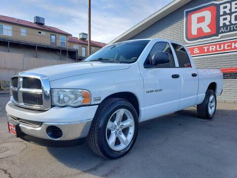 2005 Dodge Ram Pickup 1500 for sale at Red Rock Auto Sales in Saint George UT