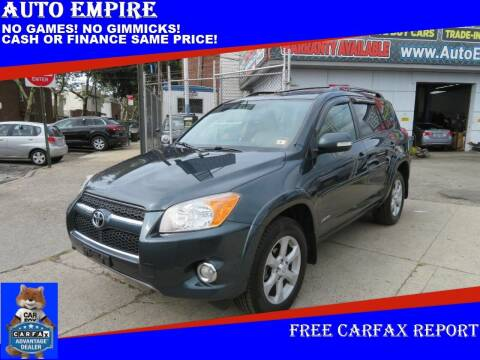 2011 Toyota RAV4 for sale at Auto Empire in Brooklyn NY