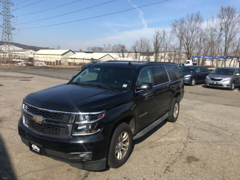 2016 Chevrolet Suburban for sale at Deals on Wheels in Nanuet NY