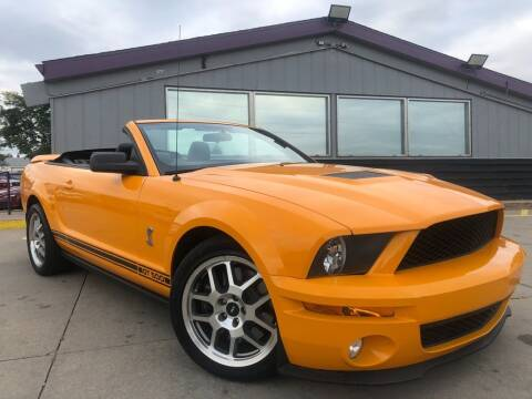 2009 Ford Shelby GT500 for sale at Colorado Motorcars in Denver CO
