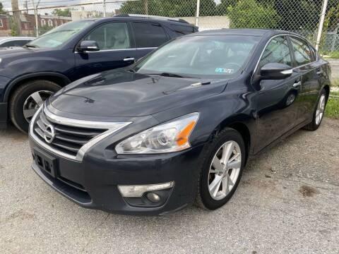2014 Nissan Altima for sale at Philadelphia Public Auto Auction in Philadelphia PA