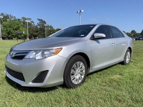 2012 Toyota Camry for sale at AutoJacksTX.com in Nacogdoches TX