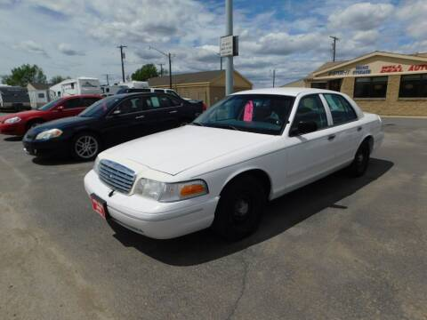 1998 Ford Crown Victoria for sale at Will Deal Auto & Rv Sales in Great Falls MT