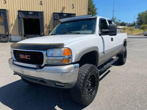 2000 GMC Sierra 1500 for sale at South Tacoma Motors Inc in Tacoma WA