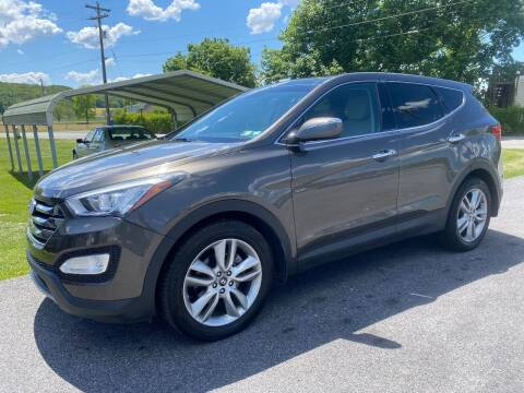 2013 Hyundai Santa Fe Sport for sale at Finish Line Auto Sales in Thomasville PA