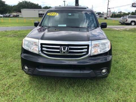 2013 Honda Pilot for sale at Unique Motor Sport Sales in Kissimmee FL