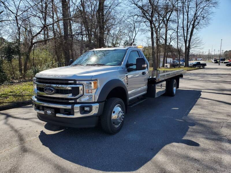 2020 Ford F-550 Super Duty for sale at Deep South Wrecker Sales in Fayetteville GA