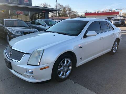 2005 Cadillac STS for sale at Wise Investments Auto Sales in Sellersburg IN