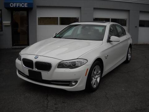 2012 BMW 5 Series for sale at Best Wheels Imports in Johnston RI