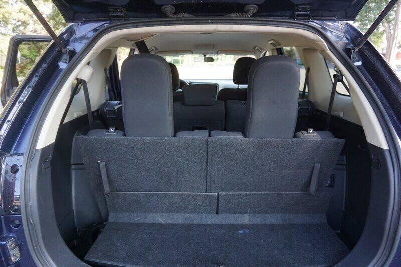 2018 Mitsubishi Outlander 7 Seater 4WD - Fremont CA