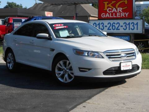 2011 Ford Taurus for sale at KC Car Gallery in Kansas City KS