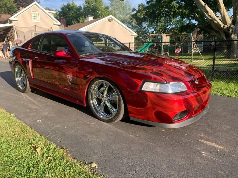 2003 Ford Mustang for sale at SKA Auto in Niagara Falls, NY