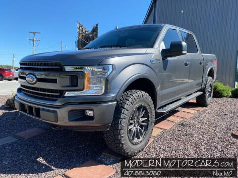 2020 Ford F-150 for sale at Modern Motorcars in Nixa MO